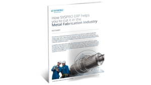 SYSPRO-ERP-software-system-Syspro-metal-fabrication-industry-factsheet